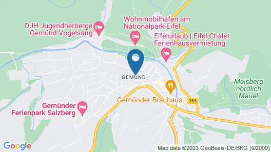Katharinenhof Map