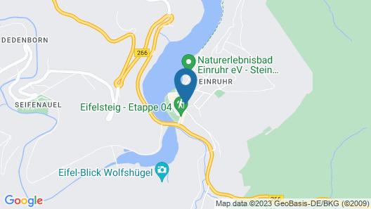 Pension Haus Helene Map