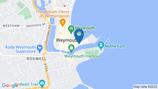 Beach View Guesthouse Map