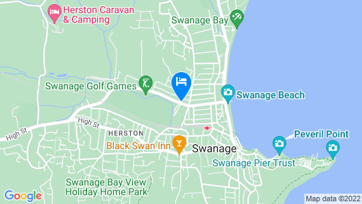 Railway Cottage Map