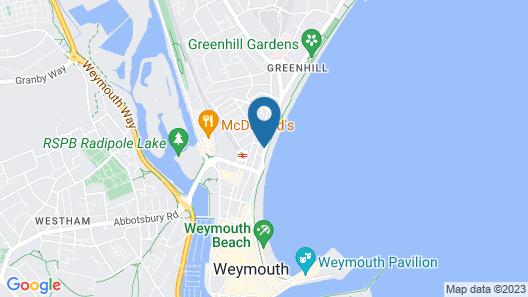 Premier Hotel Map