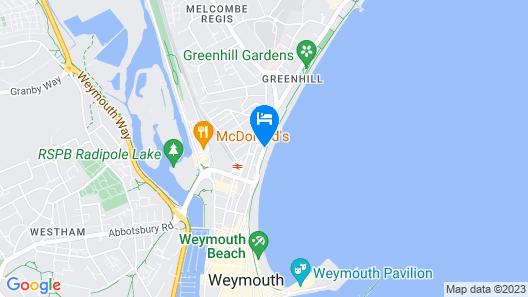 Acqua Beach Map