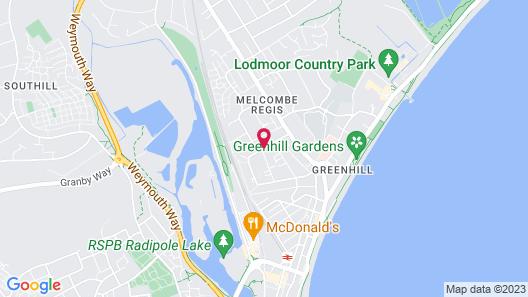 Weatherbury Hotel Map