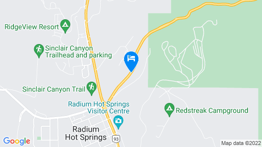 Crescent Motel Map