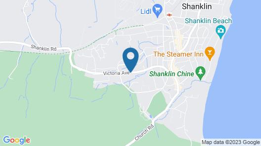 Somerton Lodge Hotel Map
