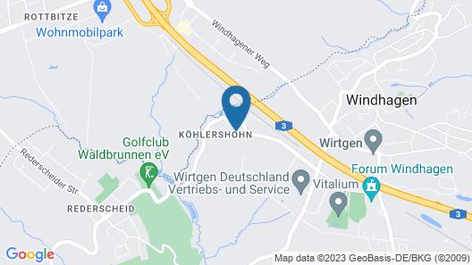 Westerwälder Hof Map