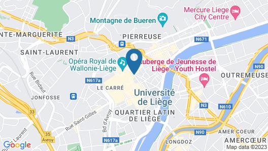 Smartflats Design - Opera Map