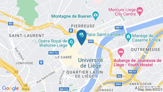 Smartflats City - Saint-Gangulphe Map