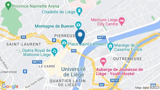 Smartflats - Vieille Ville Map