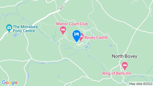 Bovey Castle Map