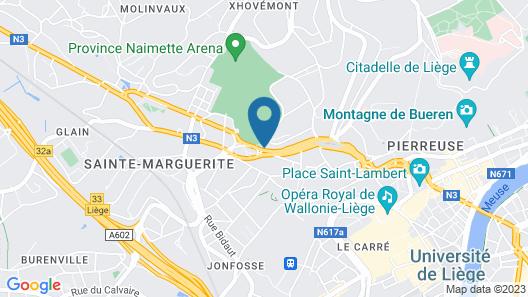 Chaleureux bel Espace - Confort et Harmonie Map