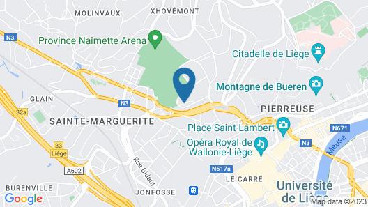 La Petite Naimette Map