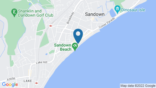 Trouville Hotel Map