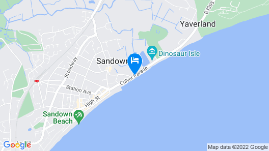 OYO Marina Map