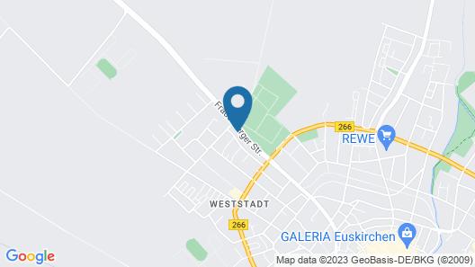 Design Hotel Euskirchen Map