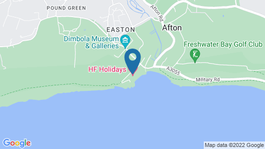 Freshwater Bay House Map