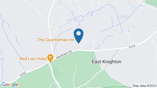 The Countryman Inn Map