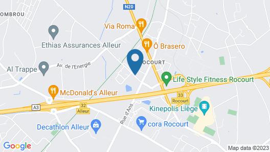 Verone Rocourt Map