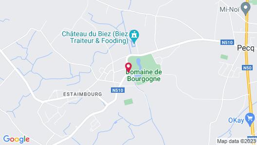 Haras des Chartreux Map