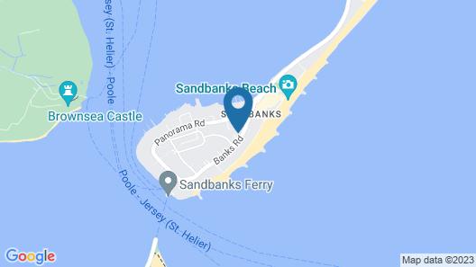Sandy Shores Map