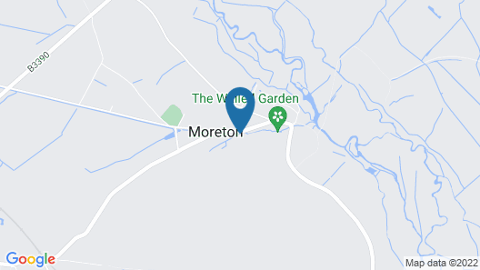 The Manor House Moreton Map
