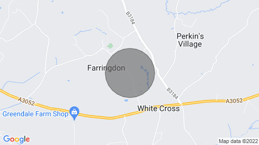 Upham View Map