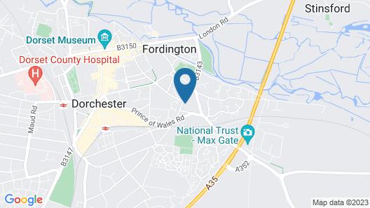 SA Today Dorchester (Fibre Wi-Fi & Netflix) Map