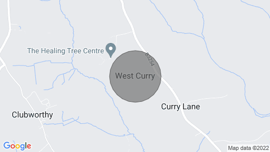 Lower West Curry Farmhouse Map
