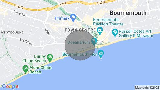 Sea Breeze Map