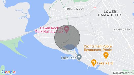 3-bedroom, 2-bathroom holiday home, sleeps 8 in the Haven 5* Rockley Park Map