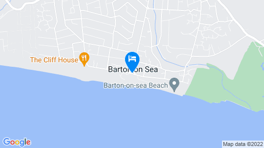 Pebble Beach Map