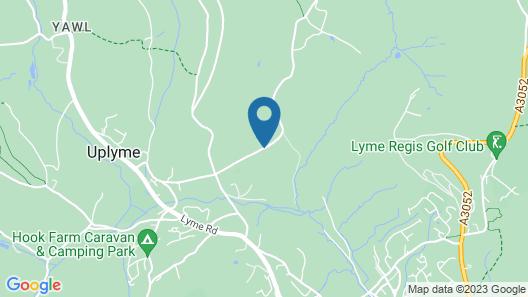 Beech Grove House Map