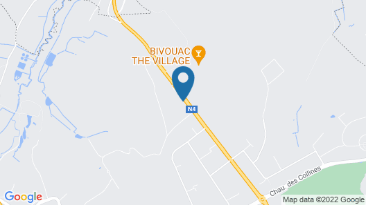 Off Meeting Wavre Hotel Map