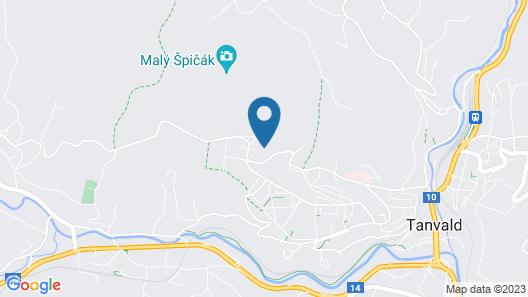 Hotel Bon Map