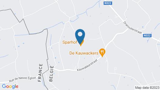 Sparhof Map