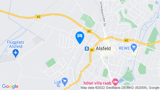 VillaAdel.es Designroom.s Map