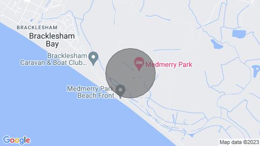 45H Medmerry Park Holiday Park Map