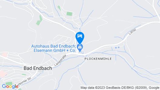 Bio Hotel Forellenhof Map
