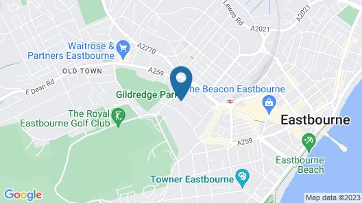 Arlington House Map