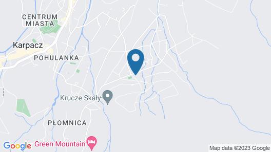 Apartamenty Sun & Snow Karpacz Skalna Map