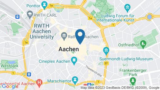 Mercure Hotel Aachen am Dom Map