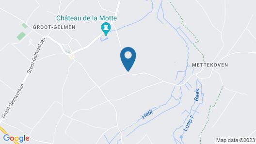 Château de la Motte Map