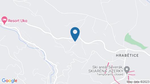 Janovska Sokolovna Map