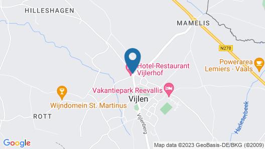 Hotel Restaurant Vijlerhof Map