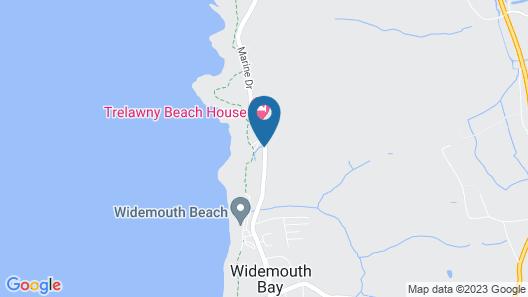 Beach House Map