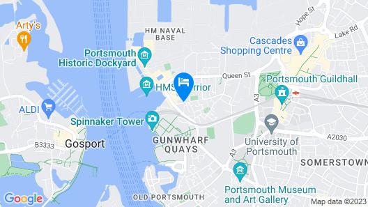 College Street Abode Map
