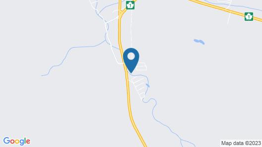 Riverside Motel Map