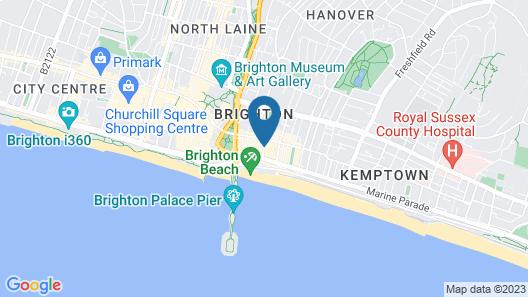 Brightonwave Map
