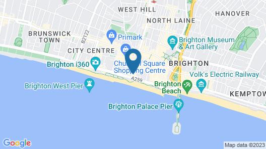 Smart Brighton Beach Map