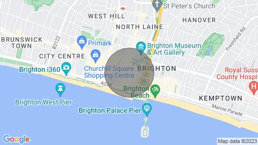 No 5 Map